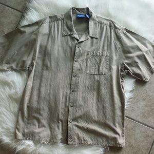 OP button down shirt